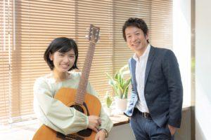 沖縄出身シンガーソングライター